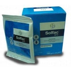 Bayer - Solfac WP 10 Akrep İlacı 50 Gr