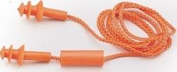 - Çam Tipi Kulak Tıkacı Kordonlu (25 dB) 50 Adet