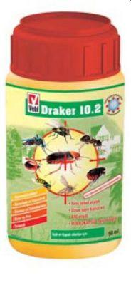 Draker 10.2 CS Hamam Böceği - Kalorifer Böceği İlacı Kokusuz