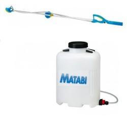 Matabi - Matabi Herbamat Pilli İlaçlama Pompası 12 Litre