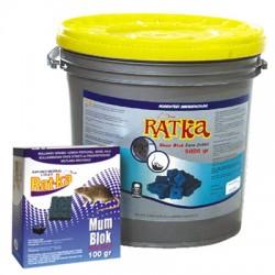 Ratka - Rat-Ka Fare Zehiri Mum Blok 20 Kg