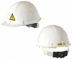 - Vidalı Elektrikçi Bareti - 30000 V 10 Adet