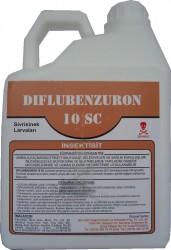 - Diflubenzuron 10 SC Sivrisinek Karasinek Larvasit İlacı